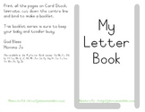 My Letter Book Series:  Letter L