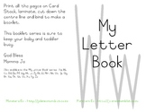 My Letter Book Series:  Letter W