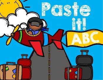 Paste it! ABC
