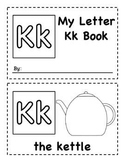 My Letter Books Kk-Oo - Easy Readers