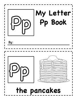 My Letter Books Pp-Tt - Easy Readers
