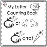 Letter 'C' Alphabet Counting Book