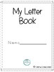 My Letter Formation Book
