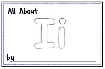 My Letter Journal - I