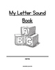 My Letter Sound Book