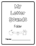 My Letter Sound Folder