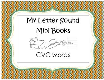 My Letter Sound Mini Books