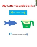 My Letter Sounds Book 2