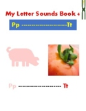 My Letter Sounds Book 4