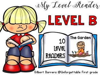 My Level Reader {Level B}