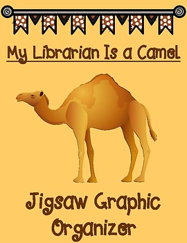 My Librarian Is a Camel Text Jigsaw Recording Form
