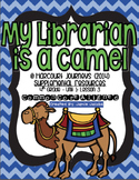My Librarian is a Camel (4th Grade - Supplemental Materials)