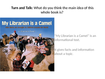 My Librarian is a Camel Powerpoint