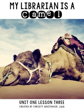 My Librarian is a Camel  {Textbook Companion}
