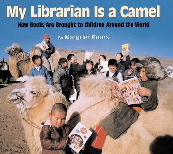 My Librarian is a Camel (library/tech lesson & cooperative group activity)
