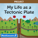 My Life As A Tectonic Plate - Projects & PBL