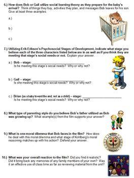 """My Life"" Movie Application - Developmental Psychology"