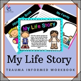 My Life Story - Counseling Intervention - Personal Narrative - Writing