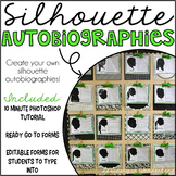 Silhouette Autobiographies {Photoshop Tutorial and Editable Forms}