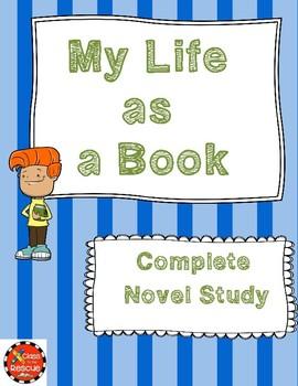 My Life as a Book Novel Study