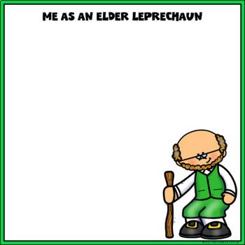 My Life as a Leprechaun Creative Writing in Google Slides™