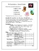 My Life as a Shoe Lesson Plan and Rubric