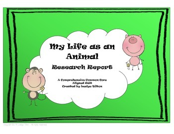 My Life as an Animal Research Report