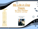 My Life in Dog Years-  Novel Study and Webquest