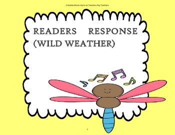 My Light Bulb ( Reading Wonders 2nd Grade) - Trifolds + Activities