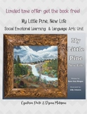 Fearless Fables SEL & Comprehension with My Little Pine picture book