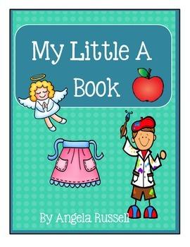 My Little A Book