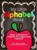 My Little Alphabet Books