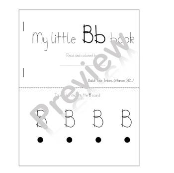 My Little Bb Book