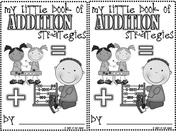My Little Book of Addition Strategies
