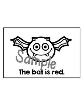 My Little Book of Bat Colors