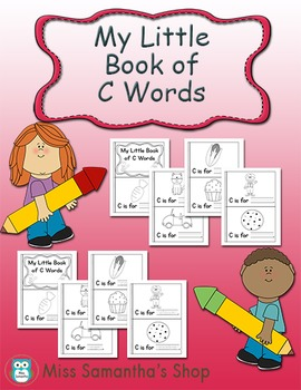 My Little Book of C Words