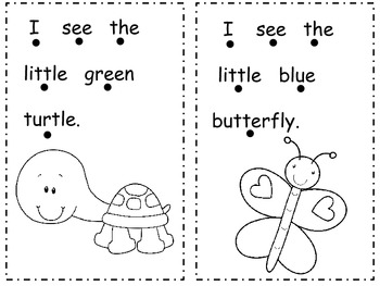 My Little Book of Colors (Coloring Book)