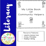 My Little Book of Community Helpers