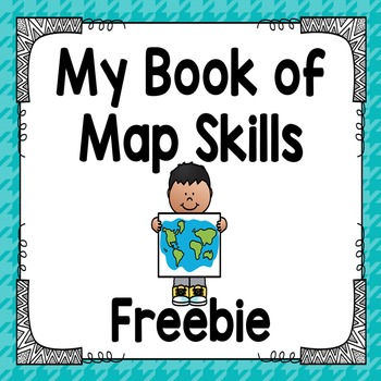 Map Skills Book