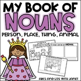 My Little Book of Nouns
