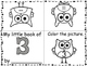 My Little Book of Numbers Owls
