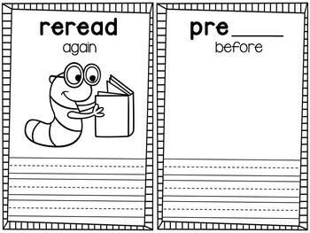 Prefixes Book