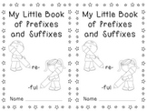 Prefixes and Suffixes Book