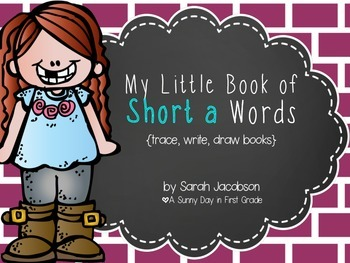 My Little Book of Short a Words!
