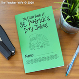 My Little Book of St. Patrick's Day Jokes!