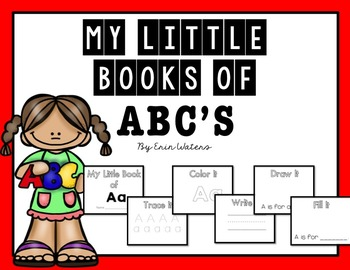 My Little Books: ABC's