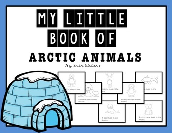 My Little Books: Arctic Animals