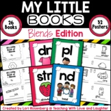 My Little Books {Blends Edition} Distance Learning