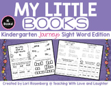 Sight Word Booklets {Compatible With Kindergarten Journeys