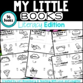 My Little Books {Literacy Edition} Distance Learning Packet
